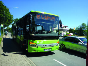 Setra S 415 LE business von go.on in Buke