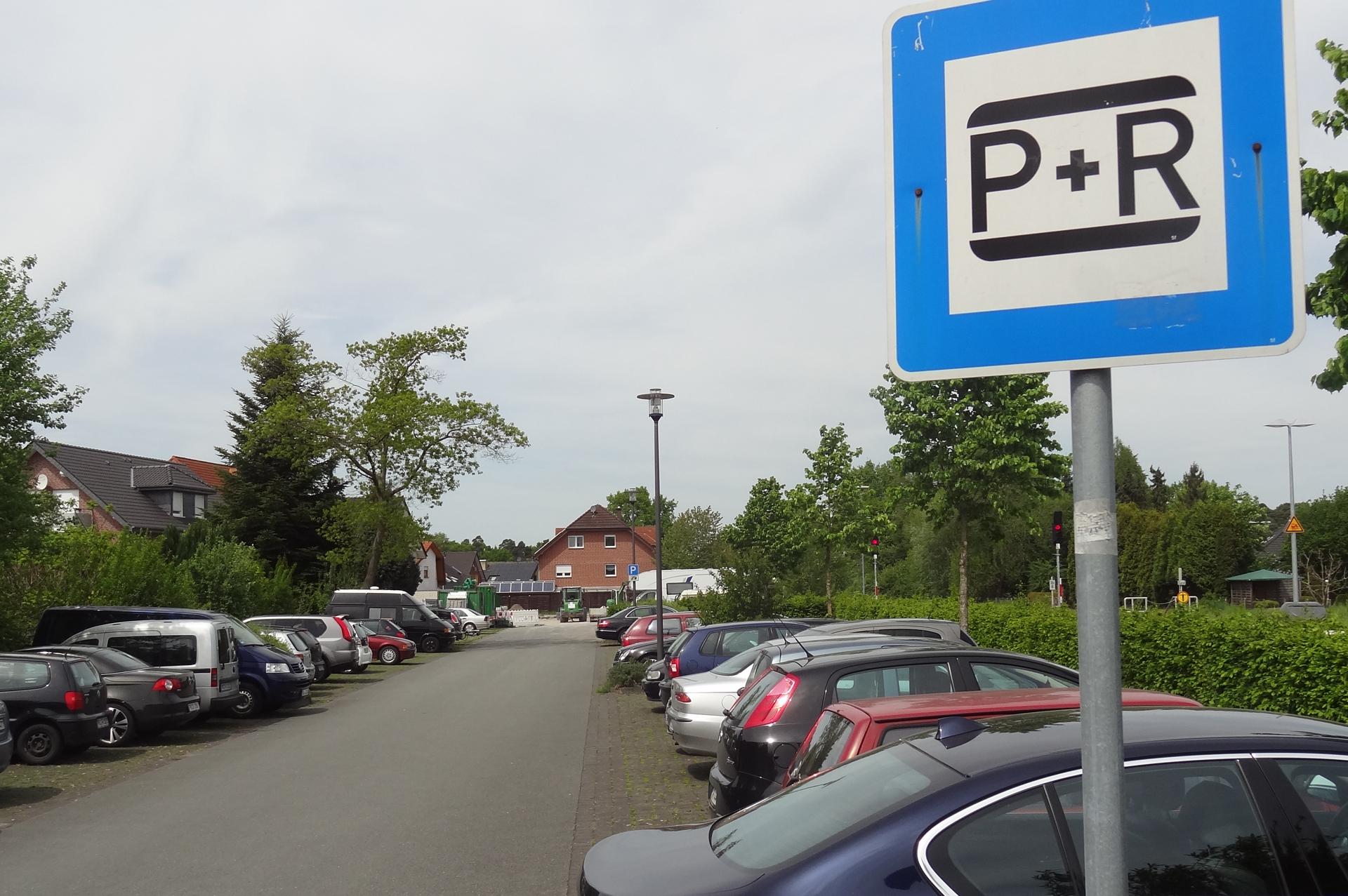 Park And Ride Leverkusen